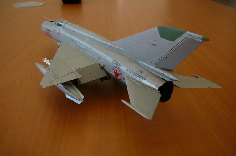 MIG-21MF eduard E210