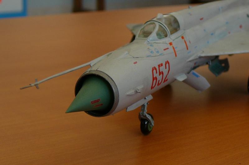 MIG-21MF eduard E311