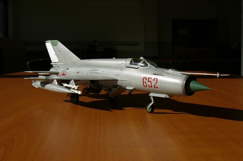 MIG-21MF eduard E410