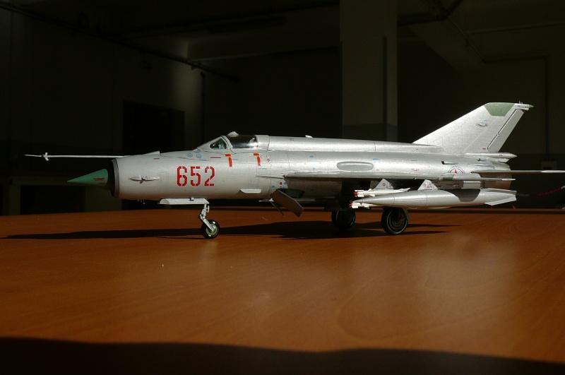 MIG-21MF eduard E510