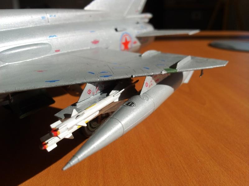 MIG-21MF eduard E610