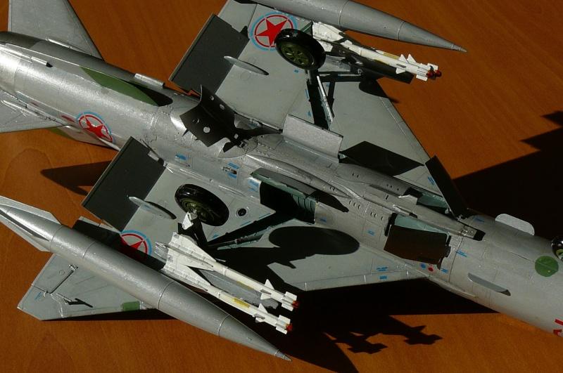 MIG-21MF eduard E710