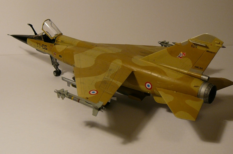 Mirage F1CR Guerre du Golfe Mf310