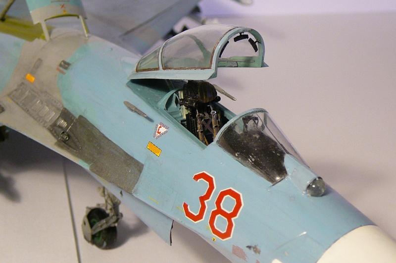 SU-27P - 177FR Lodeynoe Pole AB, St Petersbourg Siege10