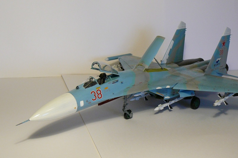 SU-27P - 177FR Lodeynoe Pole AB, St Petersbourg Su110
