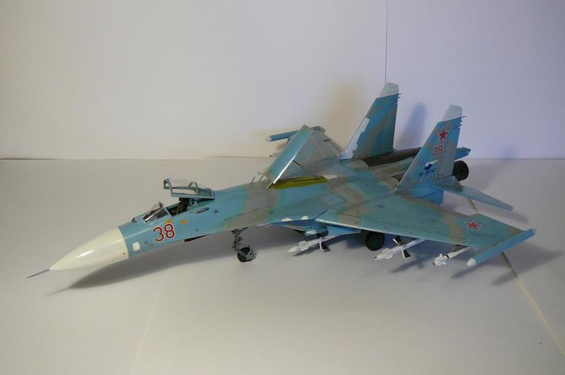 SU-27P - 177FR Lodeynoe Pole AB, St Petersbourg Su211
