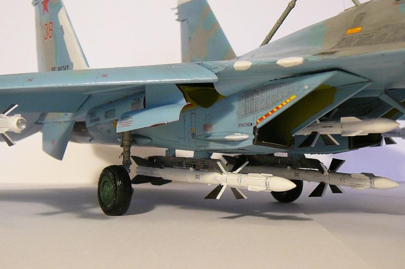 SU-27P - 177FR Lodeynoe Pole AB, St Petersbourg Su610