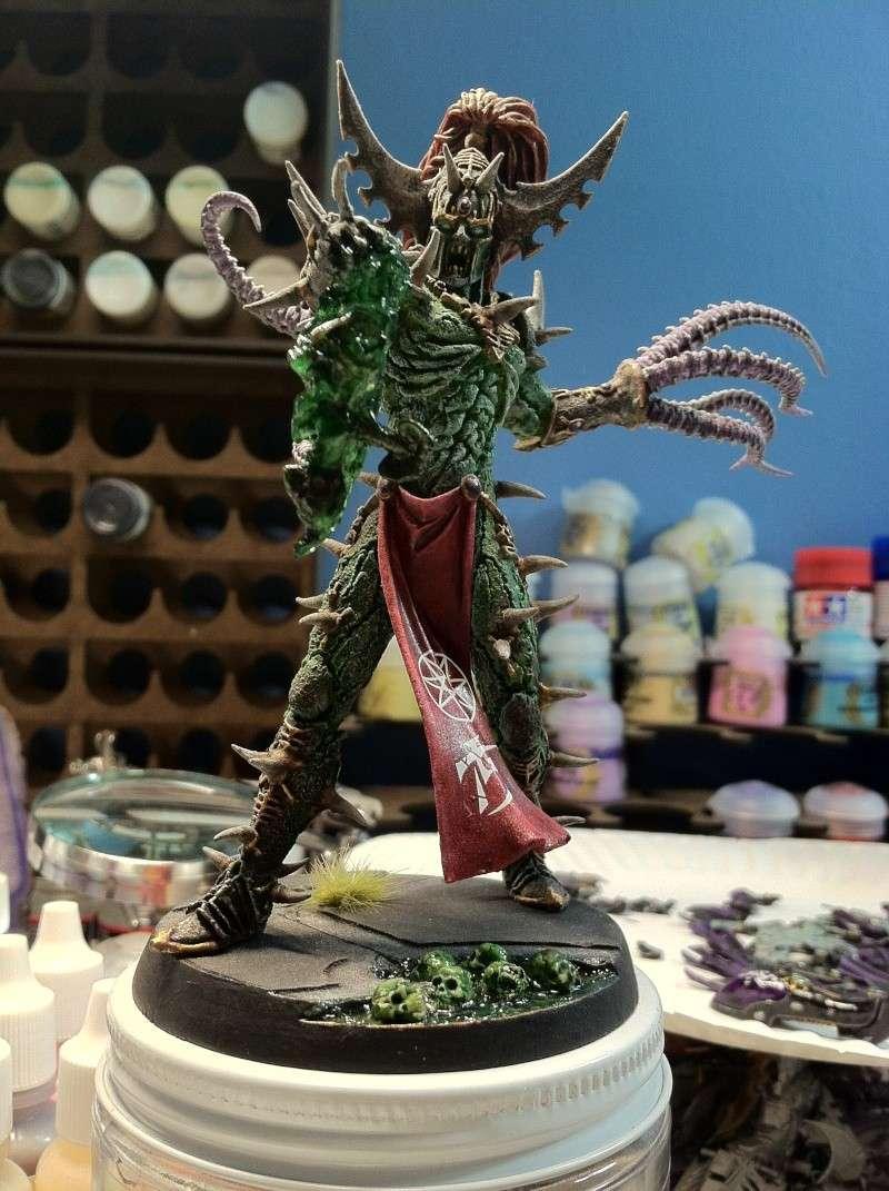 Dark Eldar Avatar of Shaimesh 02310