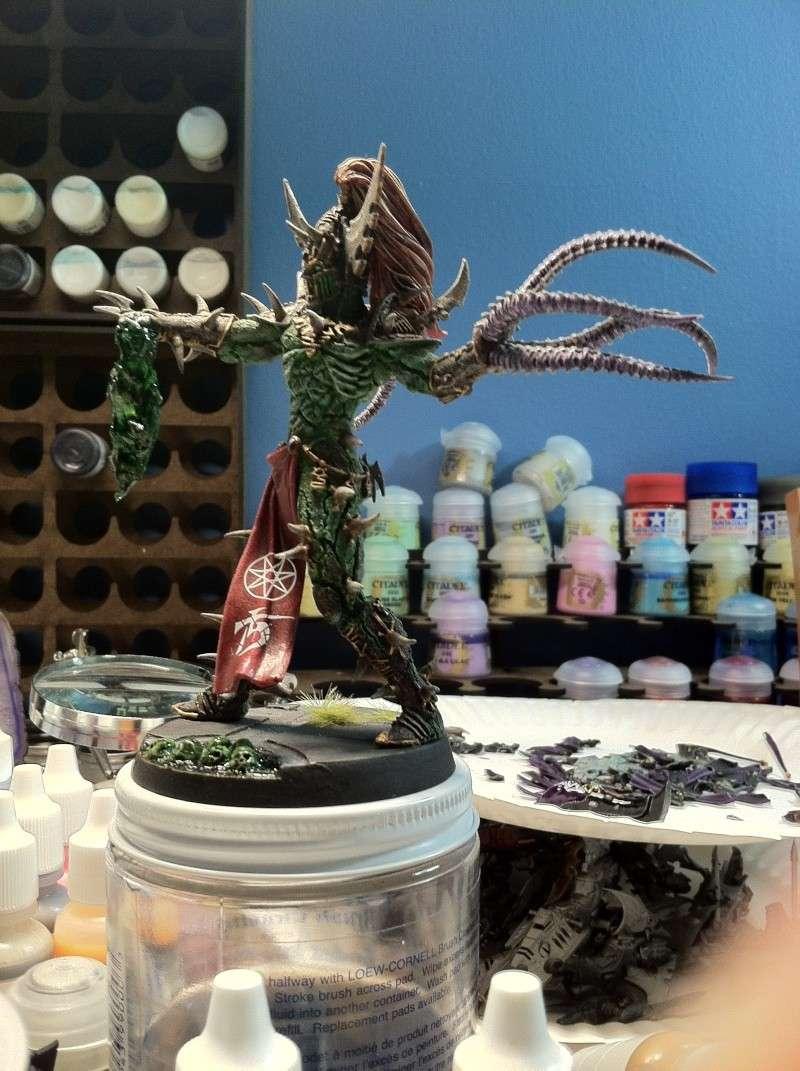 Dark Eldar Avatar of Shaimesh 02510