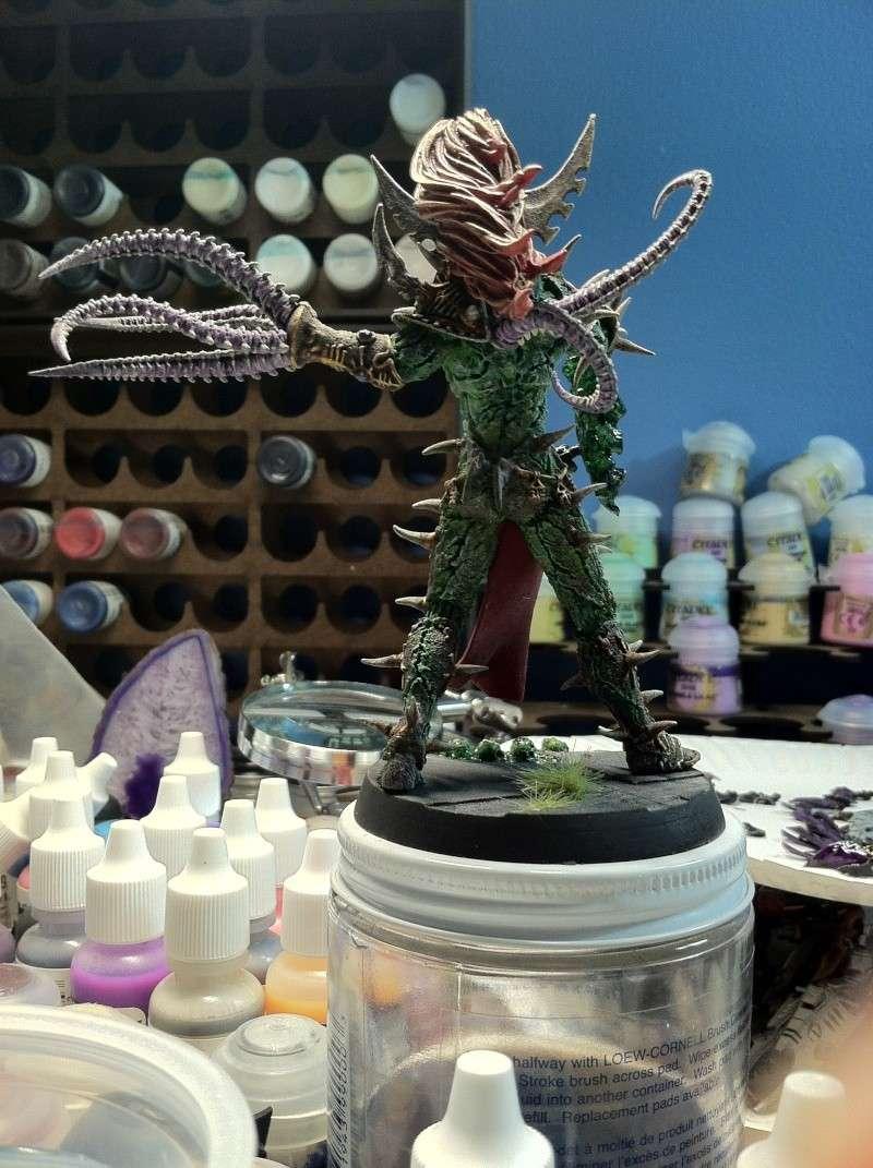 Dark Eldar Avatar of Shaimesh 03110