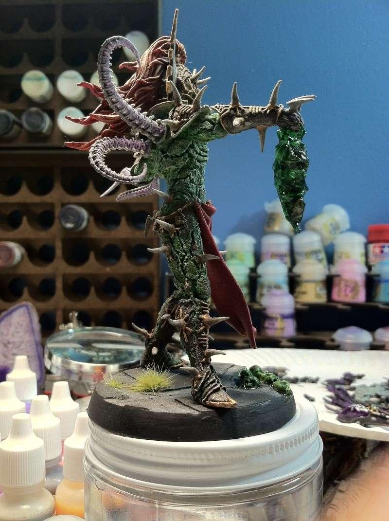 Dark Eldar Avatar of Shaimesh 03310