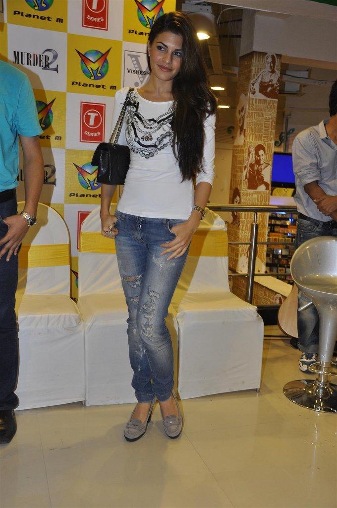 Jacqueline Fernandez Hindi Movie Murder Audio Release Launch  Jacque13