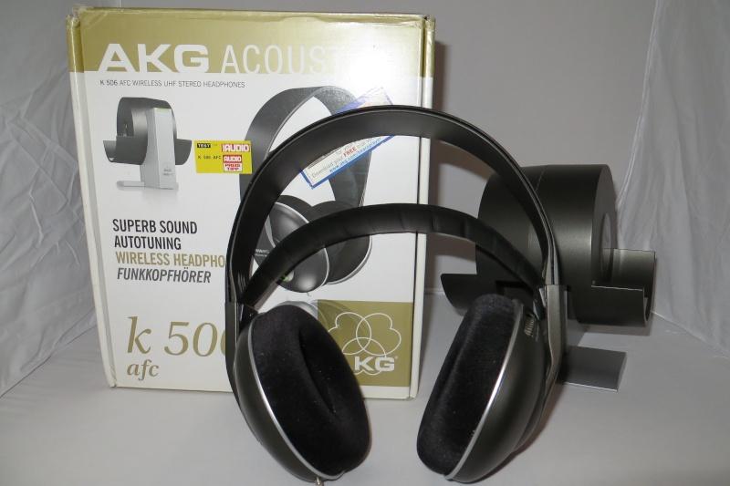 [CT] Vendo AKG K506 AFC Wireless Img_0411