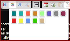 Palette de couleurs personnalisées 03-11-11