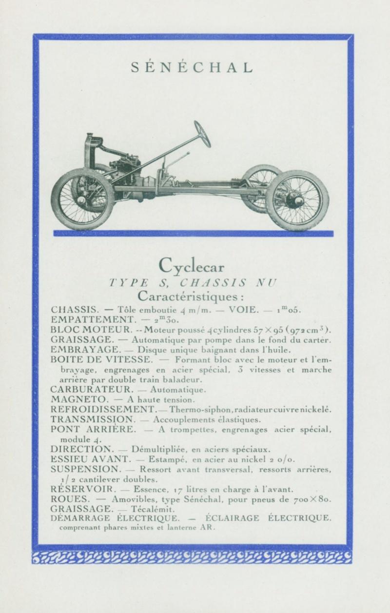 Senechal cyclecar - Page 4 0310