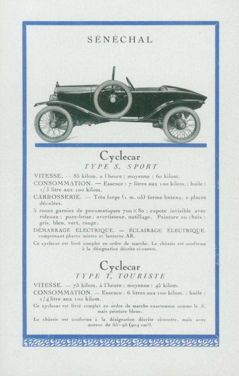 Senechal cyclecar - Page 4 0410