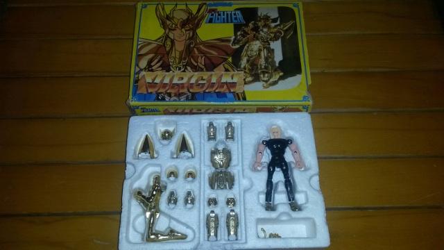 Cavalieri dello zodiaco Virgo Fake St Fighter con scatola 20131112