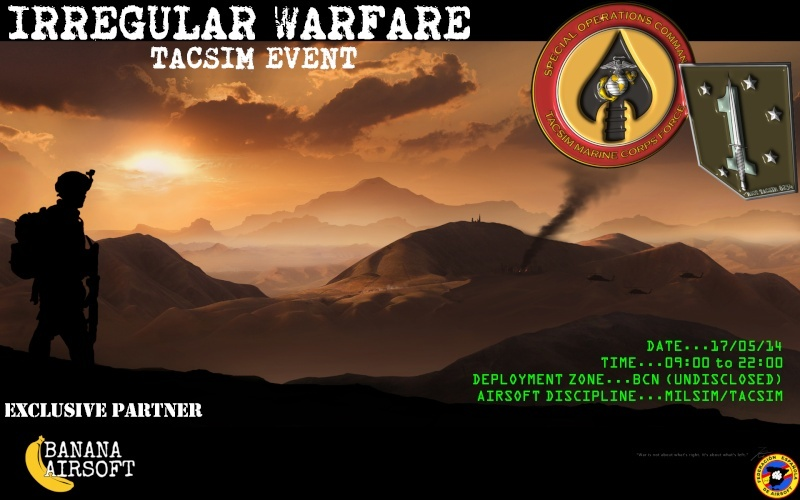 IRREGULAR WARFARE 17 MAYO 2014 Cartel10