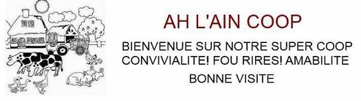 AH L'AIN COOP