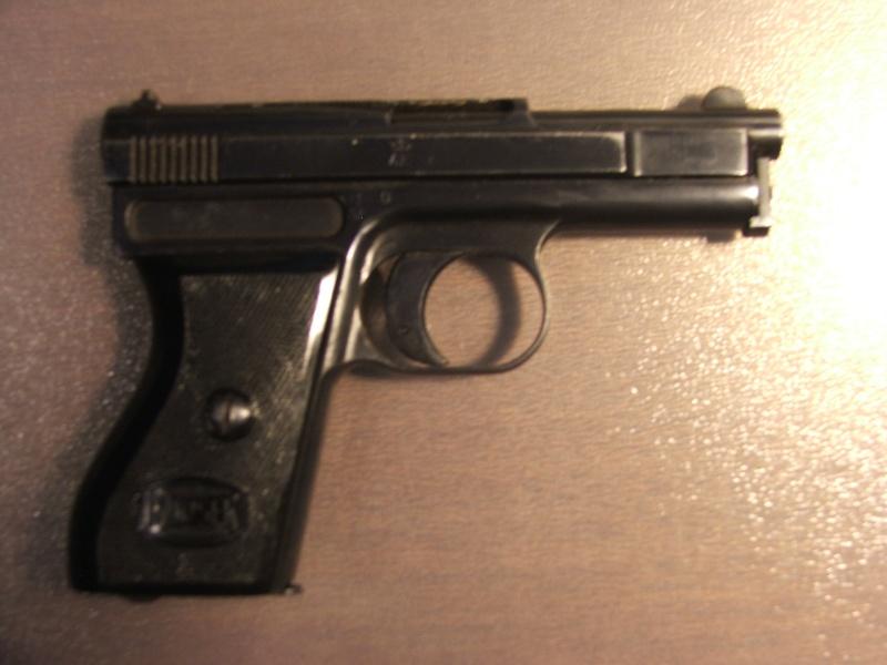 Identification: Mauser Mod. 1910, 1910/14 ou 1934? Dscf7611