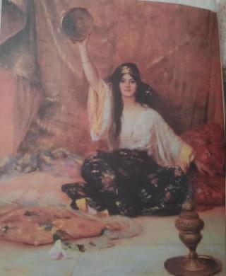 Légendes d'Algérie Zeina110