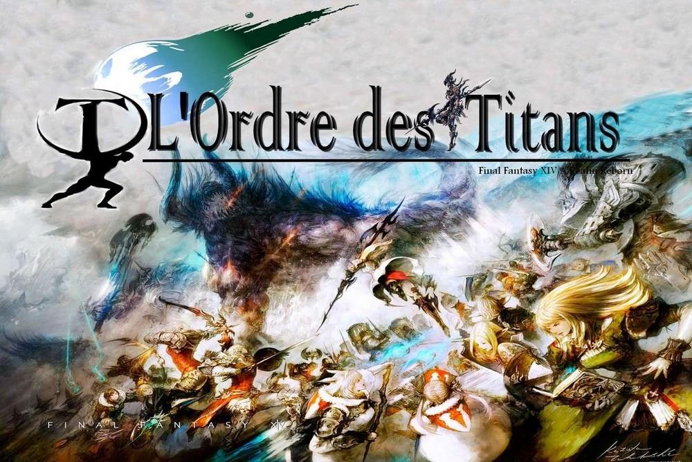 L'Odre Des Titans