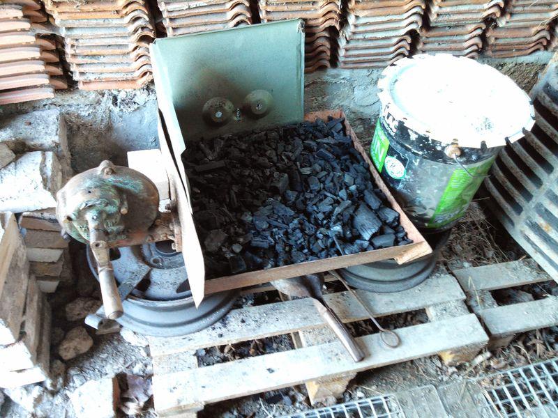 Mon nouveau loisir: La forge Img_2129