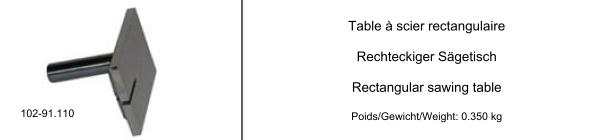 Mise en route Schaublin 102 Table_10