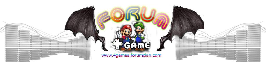 Diễn Đàn 4Games Hỗ Trợ Về Game Online - Quảng Cáo
