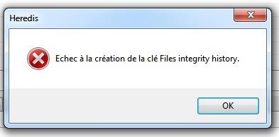 clé Files integrity history Sans_t12