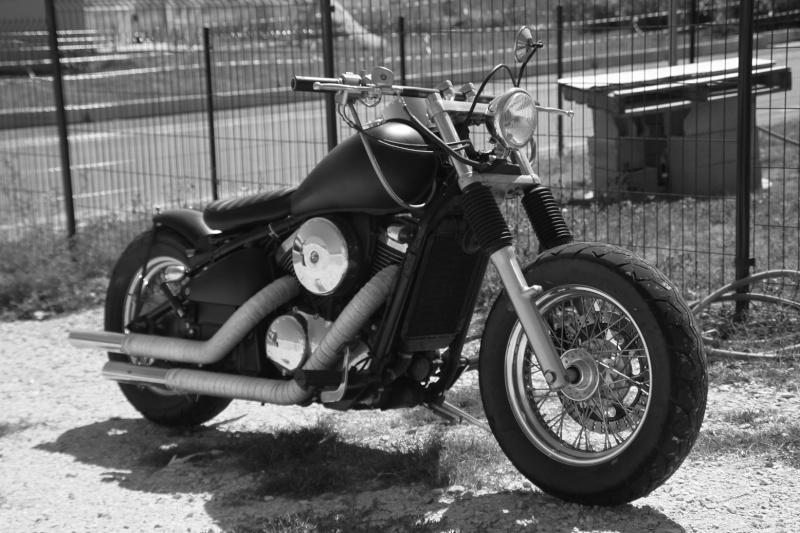 Bobber 800 VN Classic  Bobber11