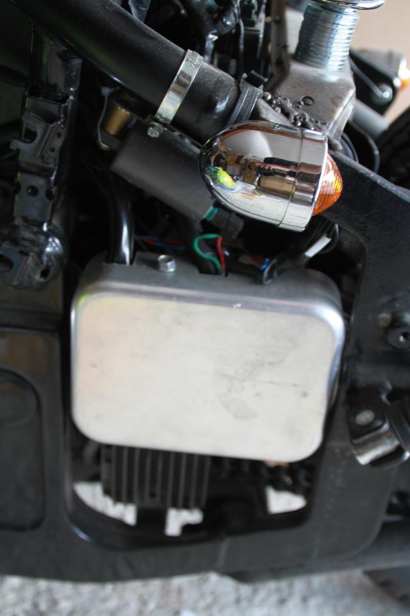 Bobber 800 VN Classic  Cligno10