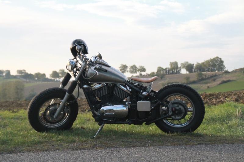 Bobber 800 VN Classic  Img_5112