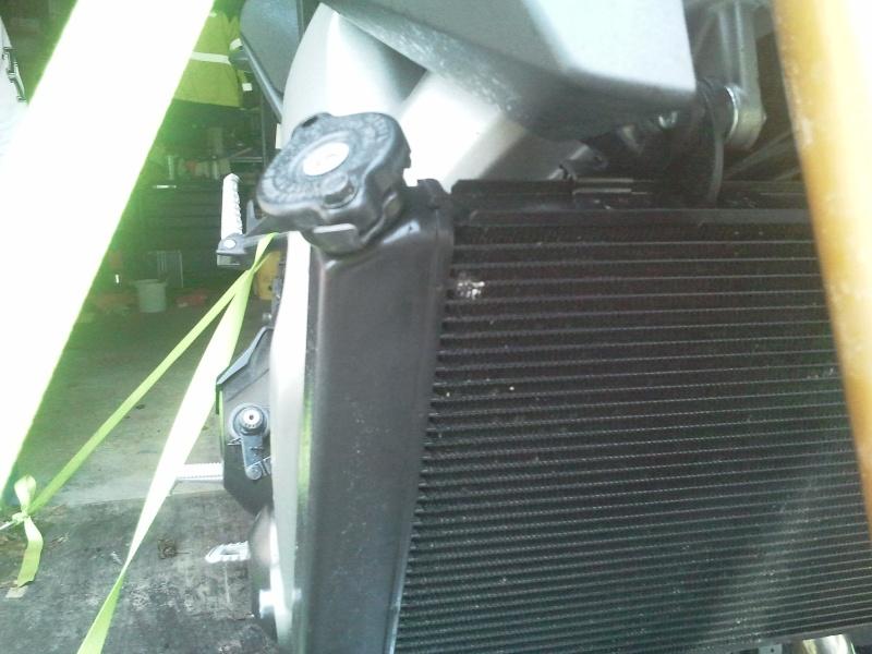 et un radiateur! un ! 2013-114