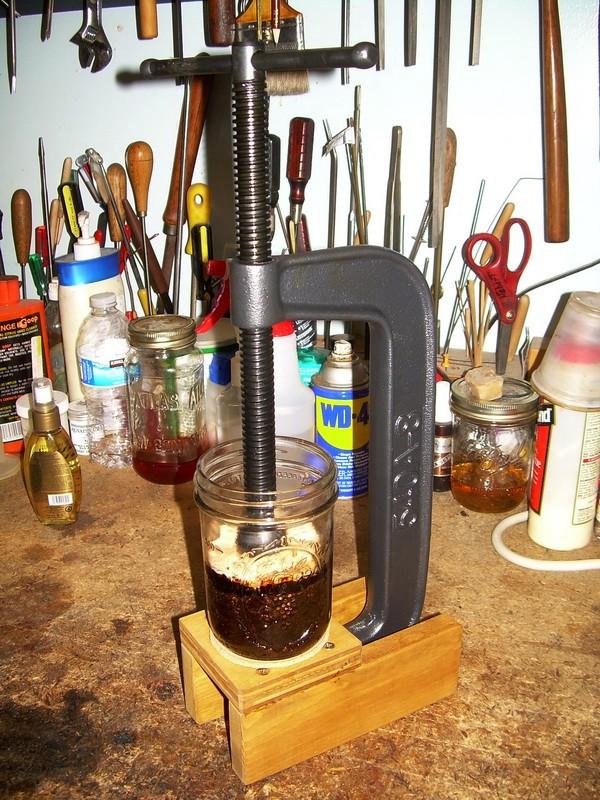 Perique style fermentation 8clamp10