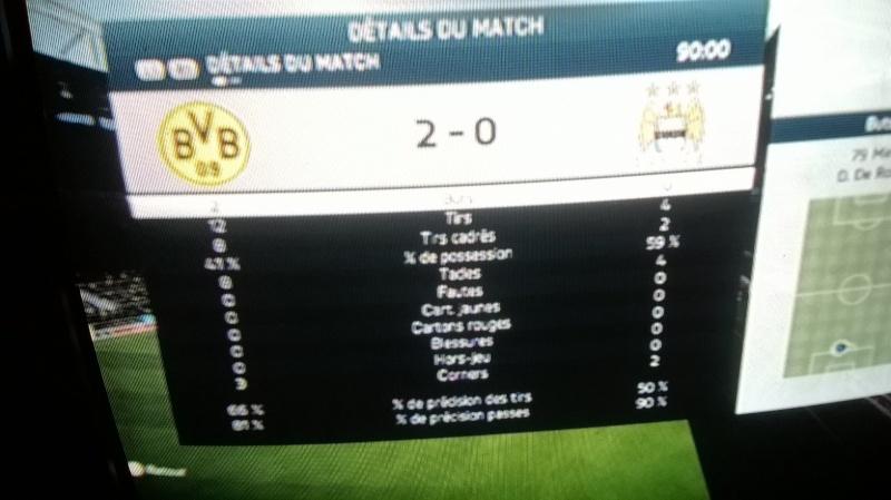 Borussia Dortmund 2 - 0 Manchester City Wp_20120