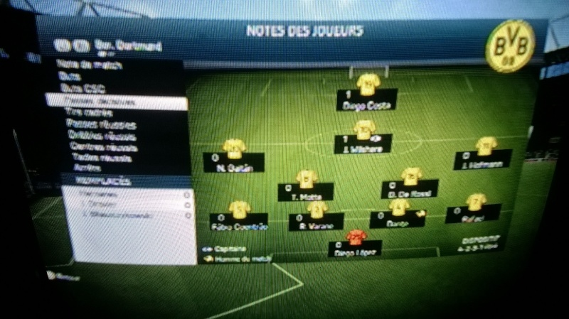 Borussia Dortmund 2 - 0 Manchester City Wp_20125