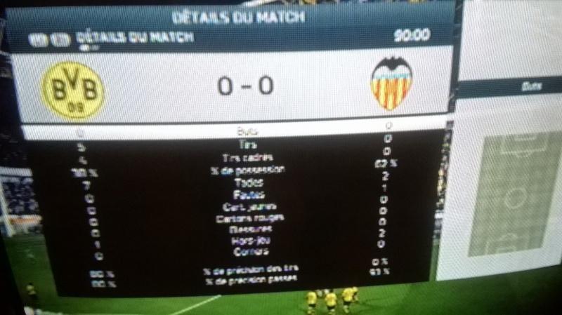 Borussia Dortmund (6) 0 - 0 (5) Valencia CF Wp_20129