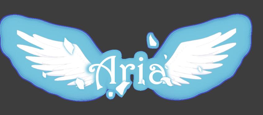 Aria, préparez-vous pour l'aventure