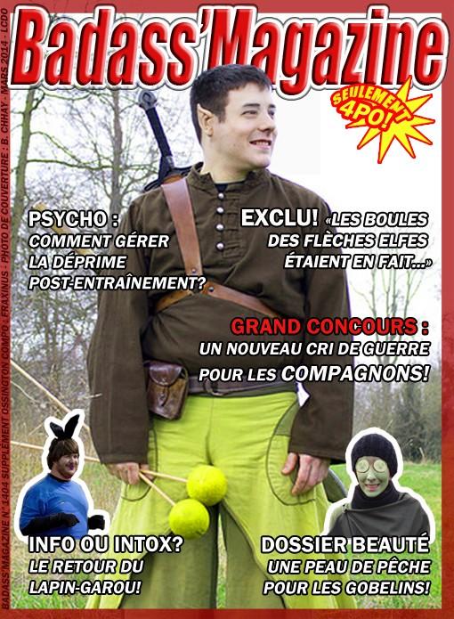 Badass' Magazine ! Badass16