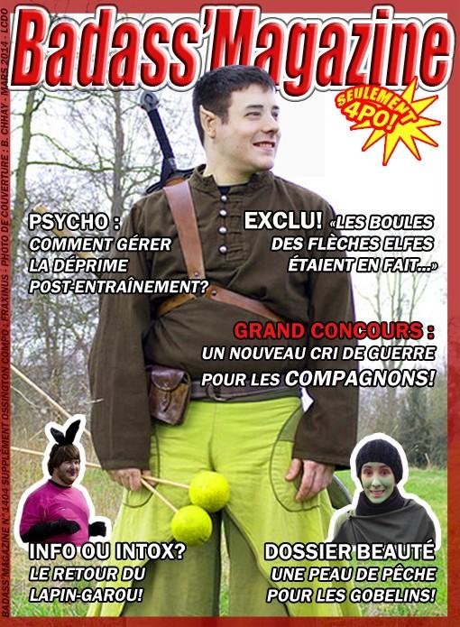 Badass' Magazine ! Badass17