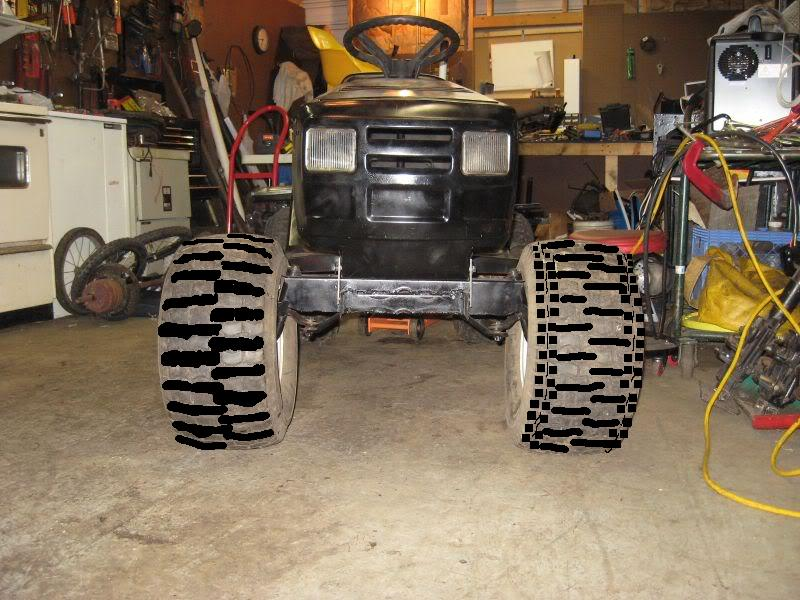 Turf Tire Cutting Img_1710
