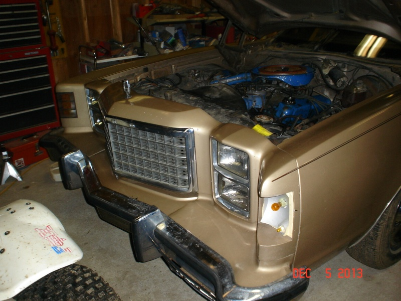 1977 ford LTD II  Projec35