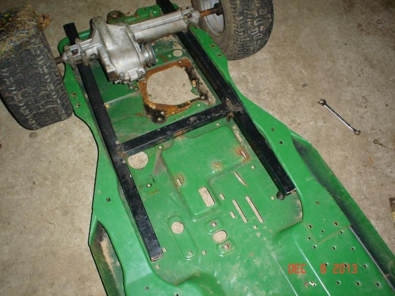 JD SX75 go-cart thingy Projec43
