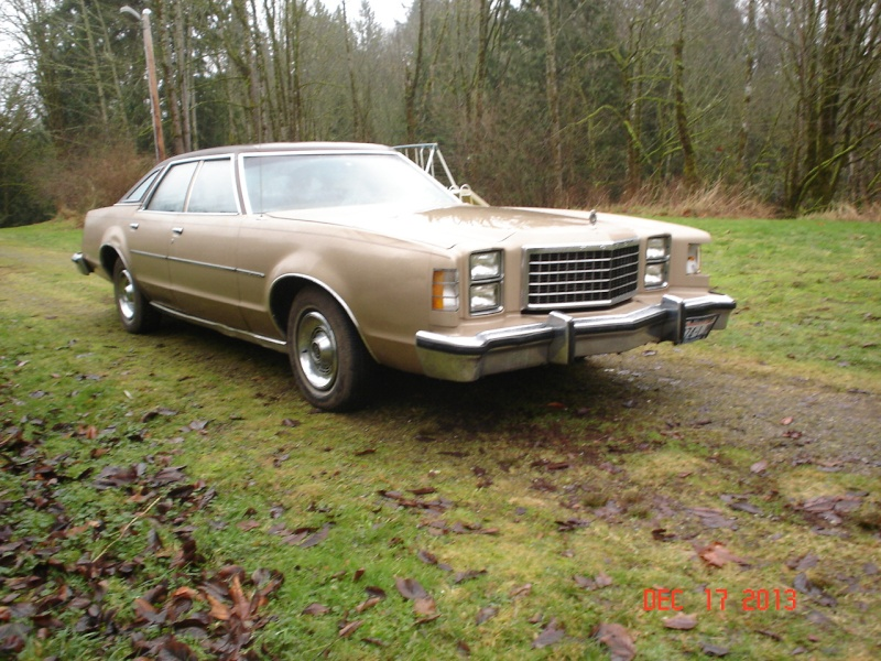 1977 ford LTD II  Projec55