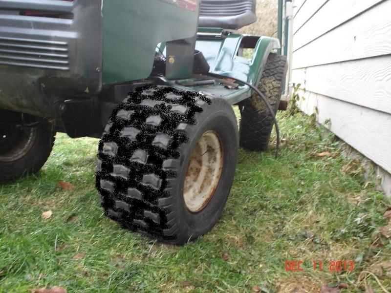 Turf Tire Cutting Projec99