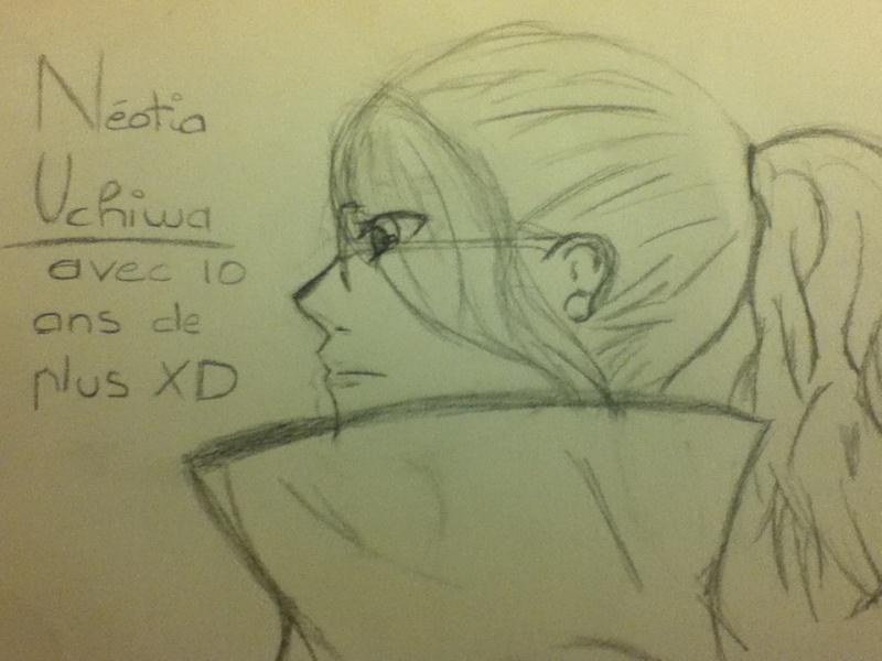 Quelques dessin que j'ai fais ( je n'ai pas copié et normalement j'en ai plus mais je les ai perdu ) Img_0610