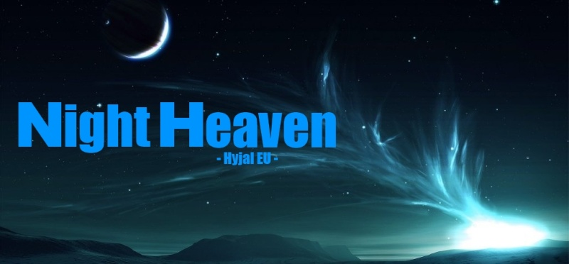 Forum de la guilde Night Heaven