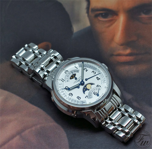 Avis sur les montres Epos Longin10