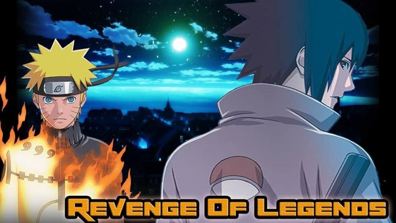 Revenge Of Legends